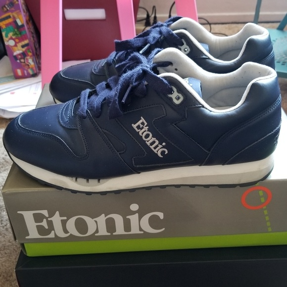 Etonic Trans Am Trainer Low Leather